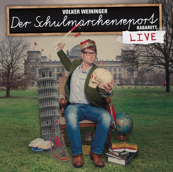 Cover-Bild Der Schulmärchenreport