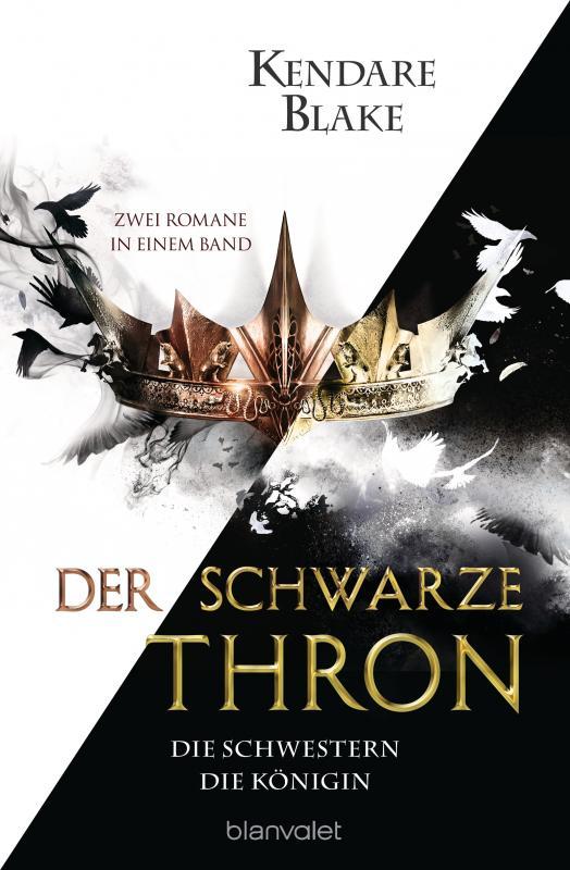 Cover-Bild Der Schwarze Thron - Die Schwestern / Die Königin