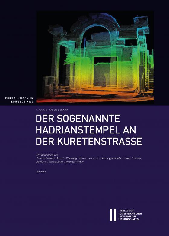 Cover-Bild Der sogenannte Hadrianstempel an der Kuretenstrasse