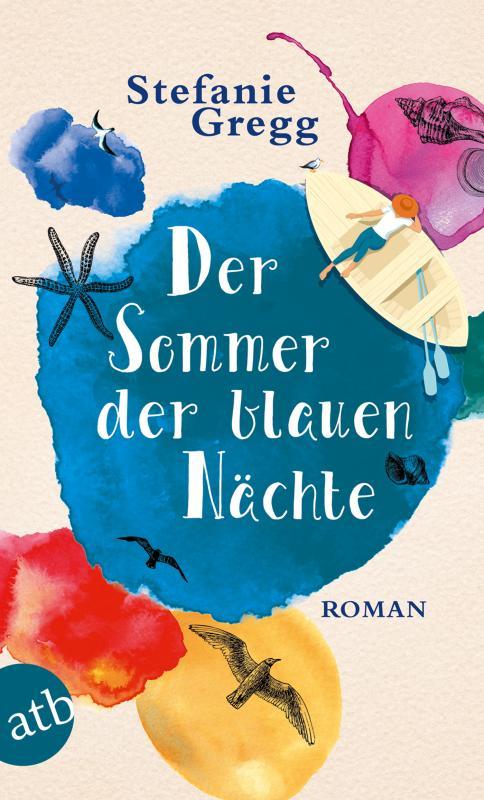 Cover-Bild Der Sommer der blauen Nächte
