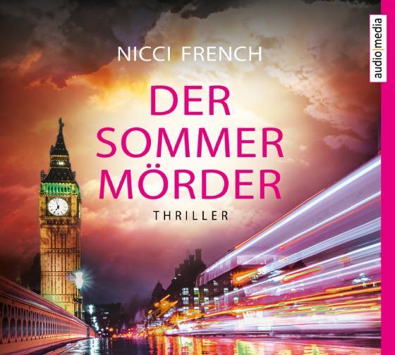 Cover-Bild Der Sommermörder