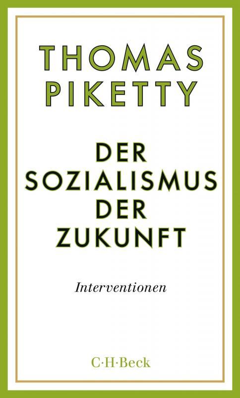 Cover-Bild Der Sozialismus der Zukunft