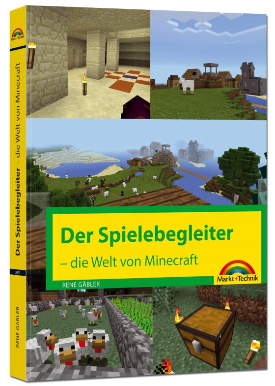 Cover-Bild Der Spielebegleiter - Die Welt von Minecraft