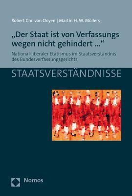 """Cover-Bild """"Der Staat ist von Verfassungs wegen nicht gehindert..."""""""
