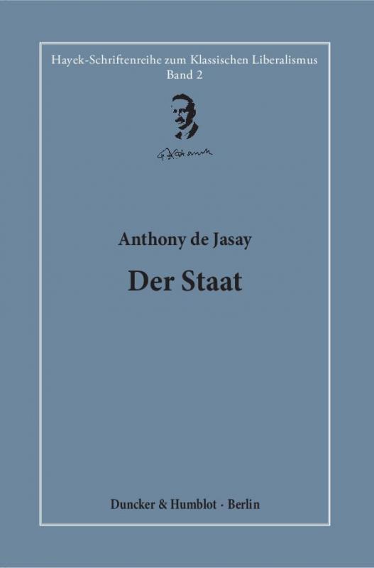 Cover-Bild Der Staat.