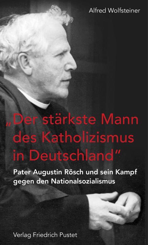 """Cover-Bild """"Der stärkste Mann des Katholizismus in Deutschland"""""""