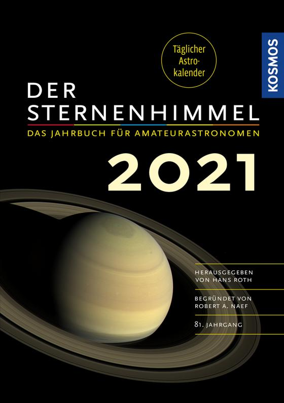 Cover-Bild Der Sternenhimmel 2021