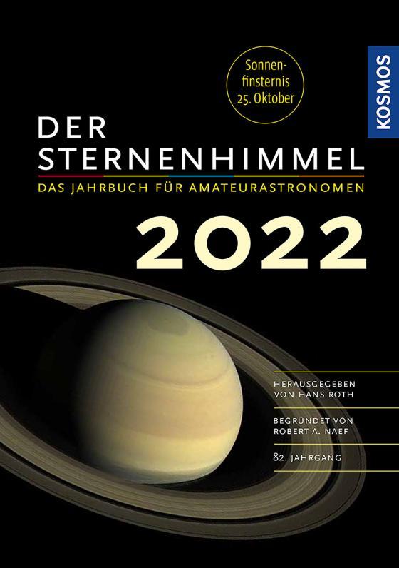 Cover-Bild Der Sternenhimmel 2022