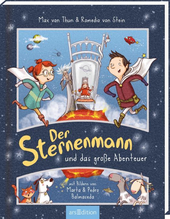 Cover-Bild Der Sternenmann und das große Abenteuer