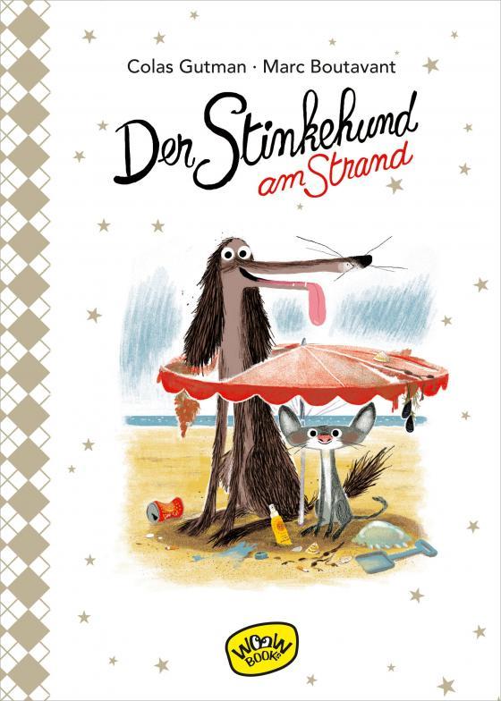 Cover-Bild Der Stinkehund am Strand (Bd. 2)