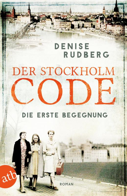 Cover-Bild Der Stockholm-Code - Die erste Begegnung