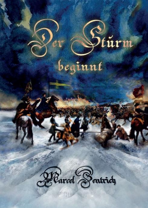 Cover-Bild DER STURM BEGINNT