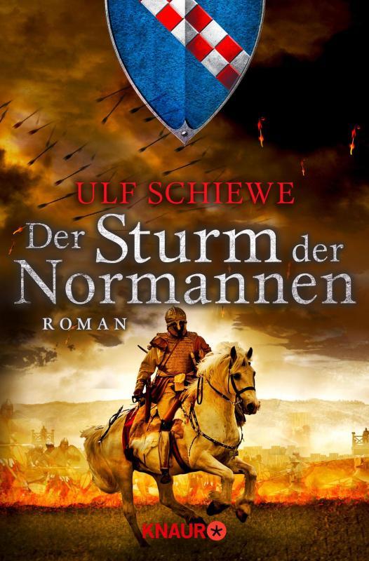 Cover-Bild Der Sturm der Normannen