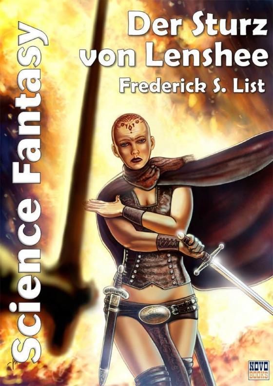 Cover-Bild Der Sturz von Lenshee
