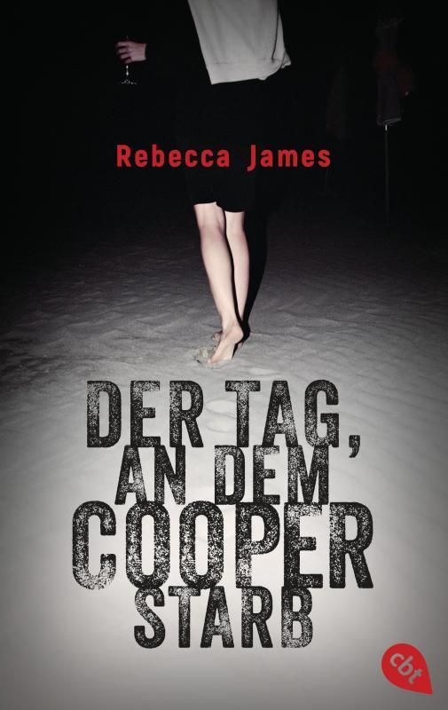 Cover-Bild Der Tag, an dem Cooper starb