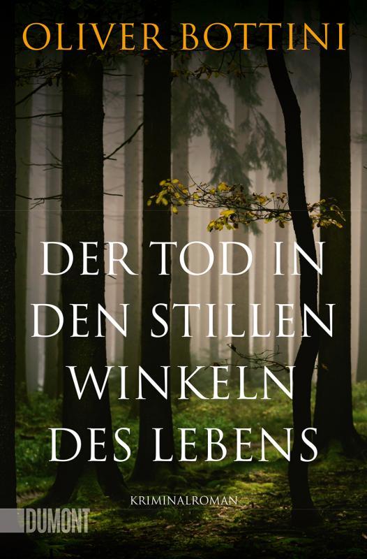 Cover-Bild Der Tod in den stillen Winkeln des Lebens