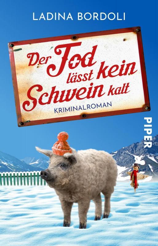 Cover-Bild Der Tod lässt kein Schwein kalt