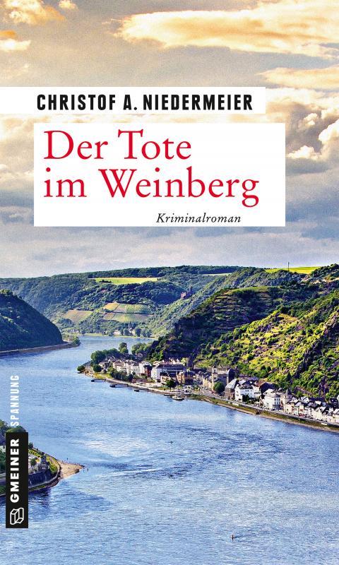 Cover-Bild Der Tote im Weinberg