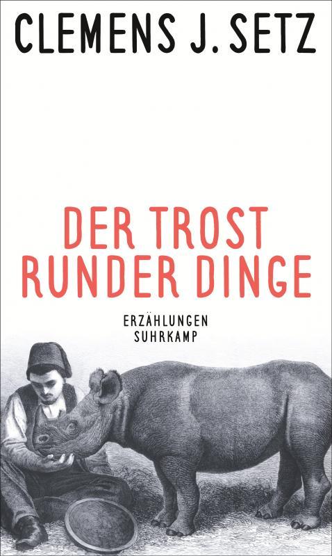 Cover-Bild Der Trost runder Dinge