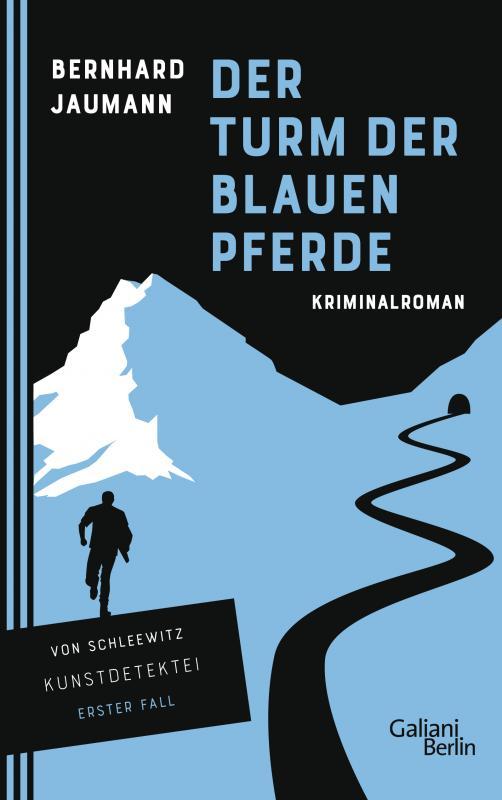 Cover-Bild Der Turm der blauen Pferde