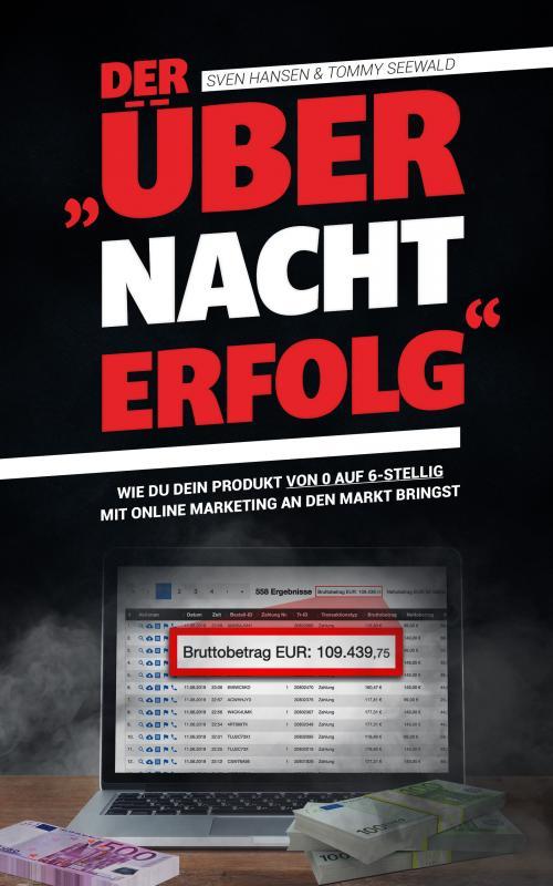 Cover-Bild Der Über-Nacht-Erfolg