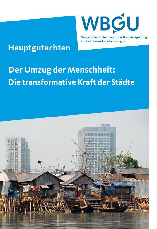 Cover-Bild Der Umzug der Menschheit: Die transformative Kraft der Städte
