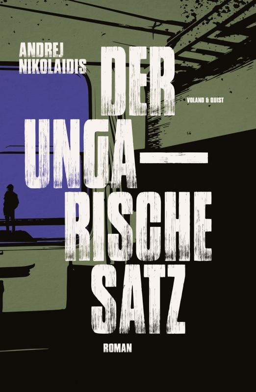 Cover-Bild Der ungarische Satz