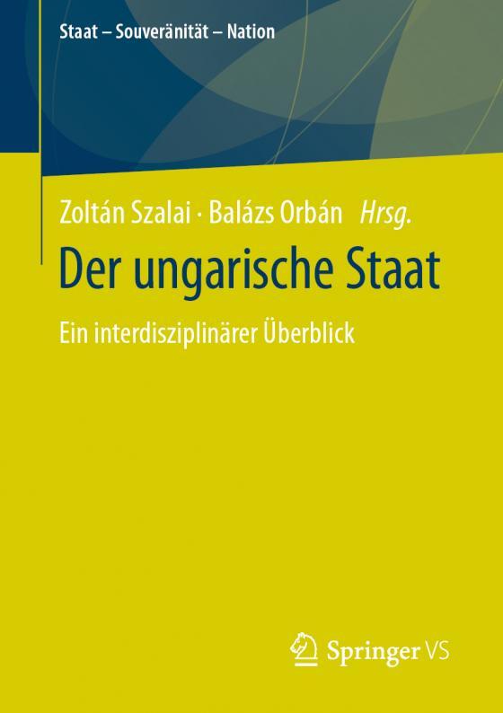 Cover-Bild Der ungarische Staat