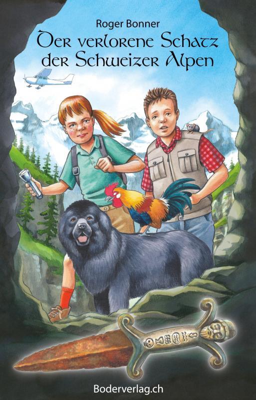 Cover-Bild Der verlorene Schatz der Schweizer Alpen