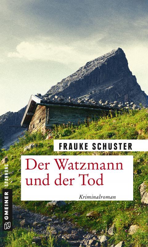 Cover-Bild Der Watzmann und der Tod