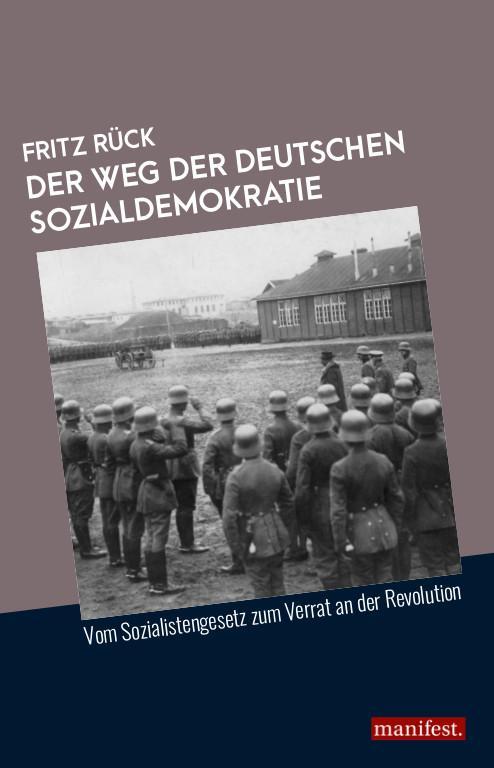 Cover-Bild Der Weg der deutschen Sozialdemokratie