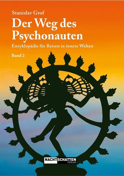 Cover-Bild Der Weg des Psychonauten