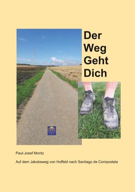 Cover-Bild Der Weg Geht Dich