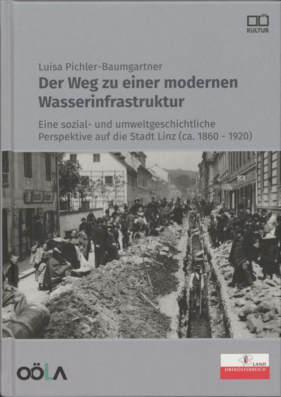 Cover-Bild Der Weg zu einer modernen Wasserinfrastruktur