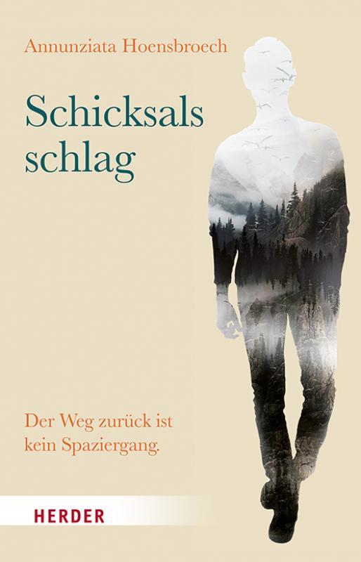 Cover-Bild Der Weg zurück ist kein Spaziergang