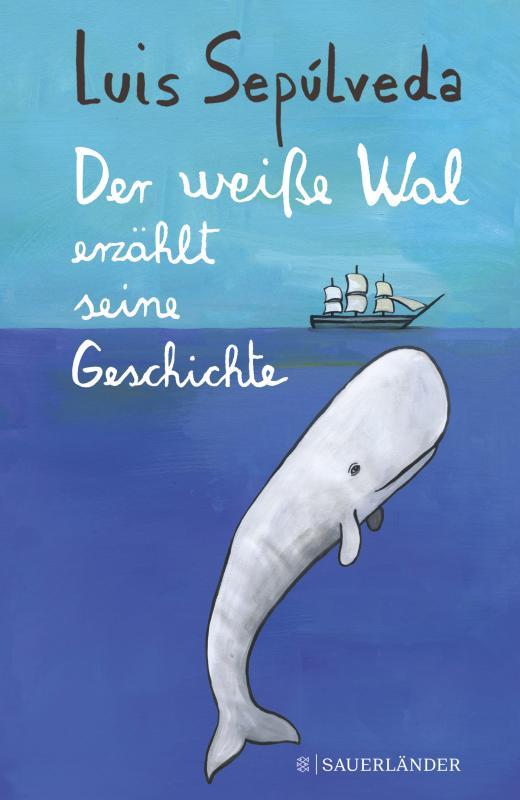 Cover-Bild Der weiße Wal erzählt seine Geschichte