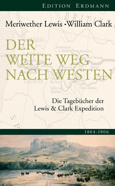 Cover-Bild Der weite Weg nach Westen