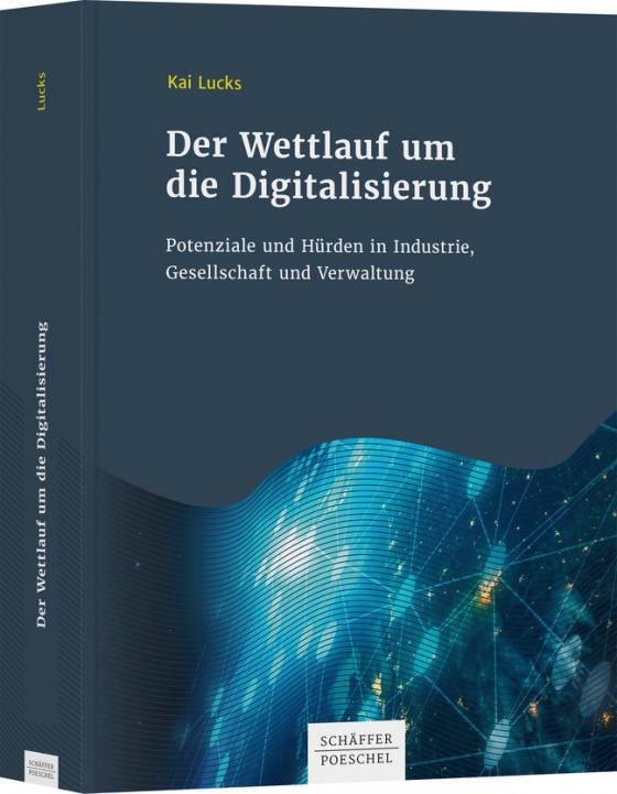 Cover-Bild Der Wettlauf um die Digitalisierung
