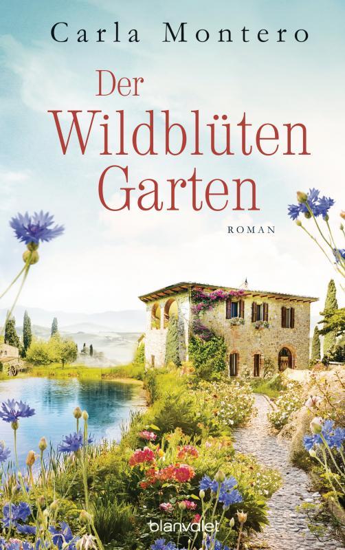 Cover-Bild Der Wildblütengarten