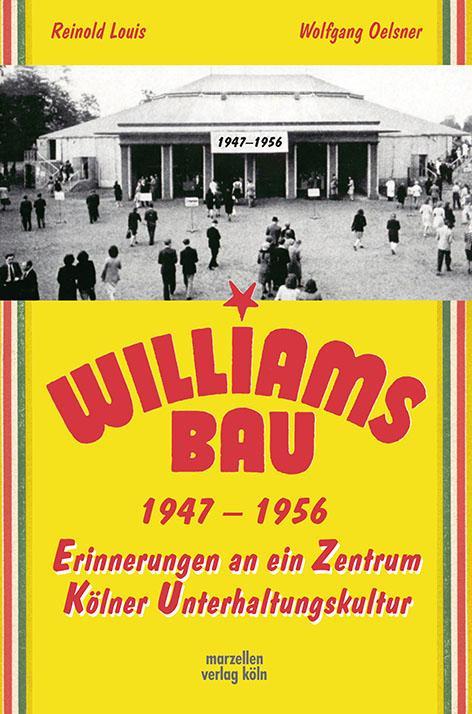 Cover-Bild Der Williamsbau 1947-1956