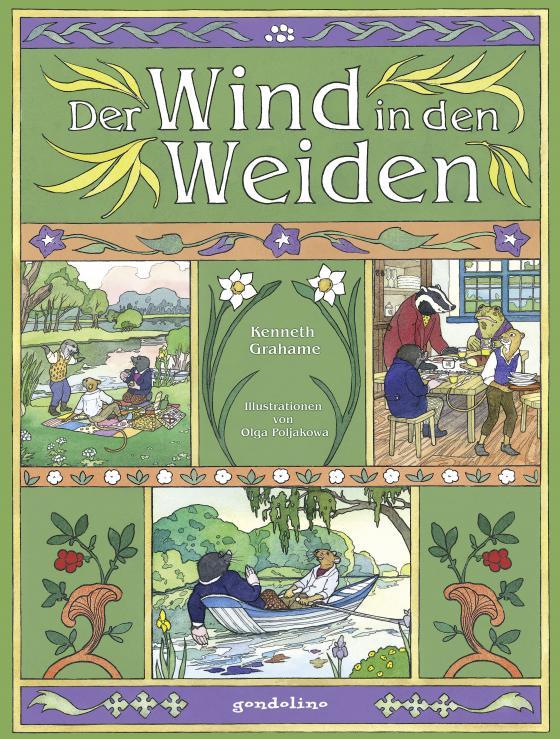 Cover-Bild Der Wind in den Weiden
