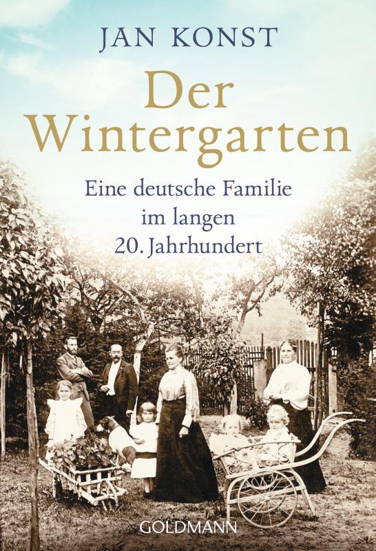 Cover-Bild Der Wintergarten