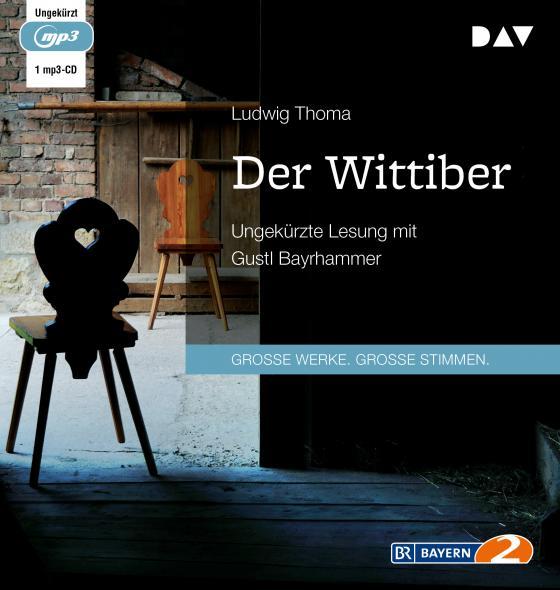 Cover-Bild Der Wittiber