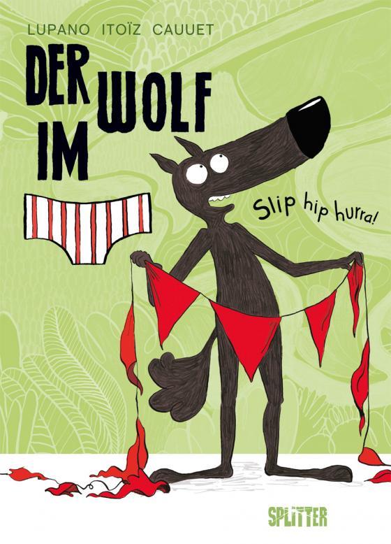 Cover-Bild Der Wolf im Slip. Band 3