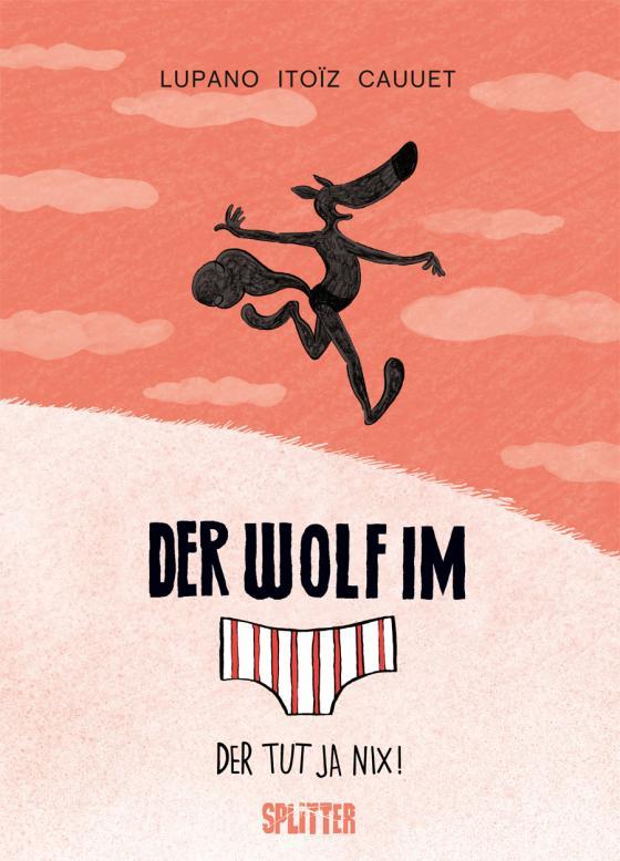 Cover-Bild Der Wolf im Slip. Band 4