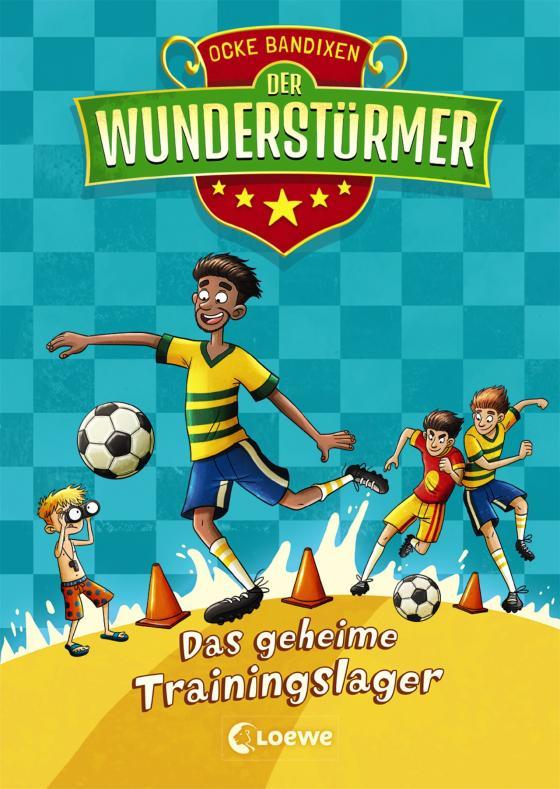 Cover-Bild Der Wunderstürmer 3 - Das geheime Trainingslager