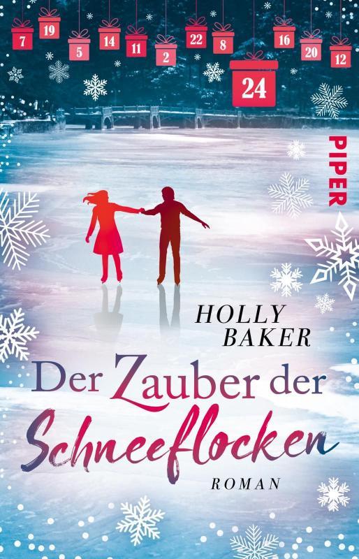 Cover-Bild Der Zauber der Schneeflocken