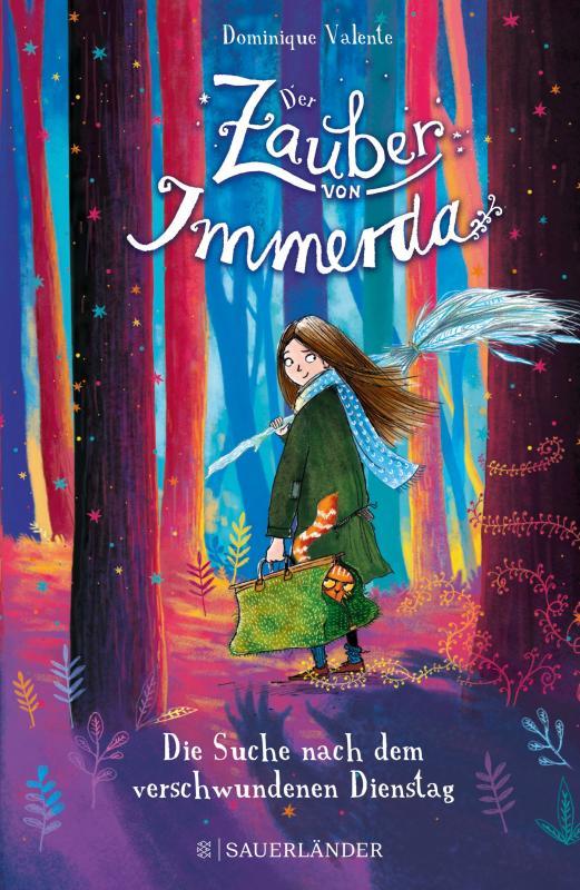 Cover-Bild Der Zauber von Immerda