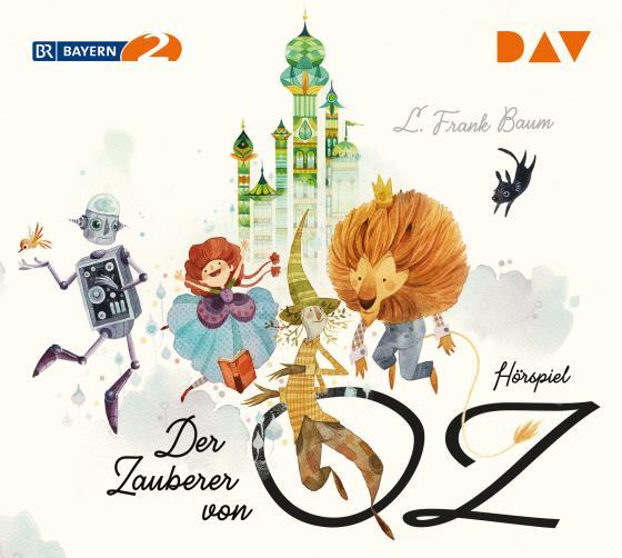 Cover-Bild Der Zauberer von Oz