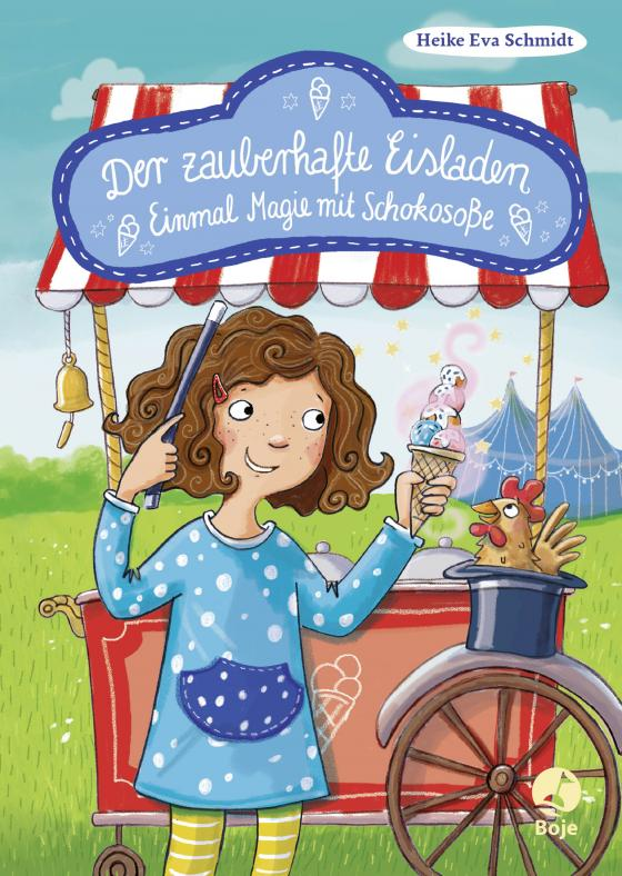 Cover-Bild Der zauberhafte Eisladen
